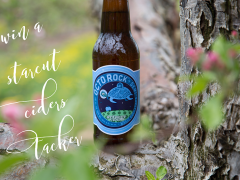Share your photo for a chance to win a Starcut Ciders tacker!